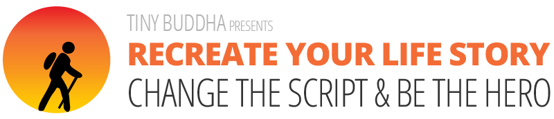 Recreate Your Life Story logo